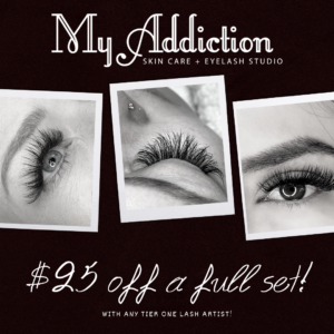 Promotions My Addiction Skin Care